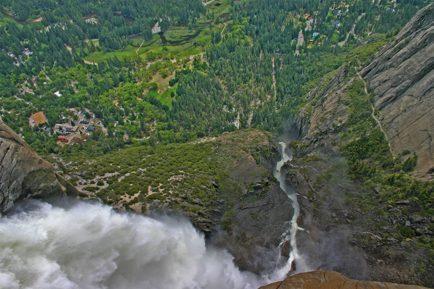 the yosemite peregrine lodge hikes in yosemite valley hike upper